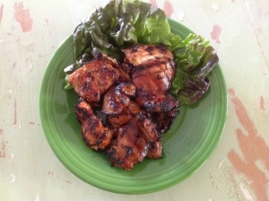 BBQ Teriyaki Chicken